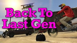 GTA 5: Going Back To Xbox 360 & How Much It Has Changed! (GTA 5 Discussion)