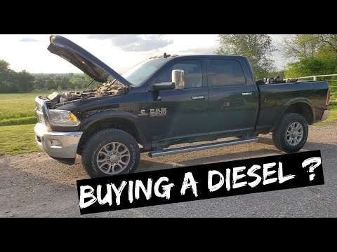 Buying A USED CUMMINS Diesel !! What I look for when BUYING