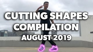 Best Cutting Shapes and Shuffle Dancers August 2019 Compilation