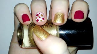 Easy Nail Design Tutorial | Samantha Beauty Thumbnail