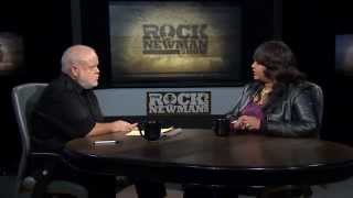 Nichelle Gainer on The Rock Newman Show