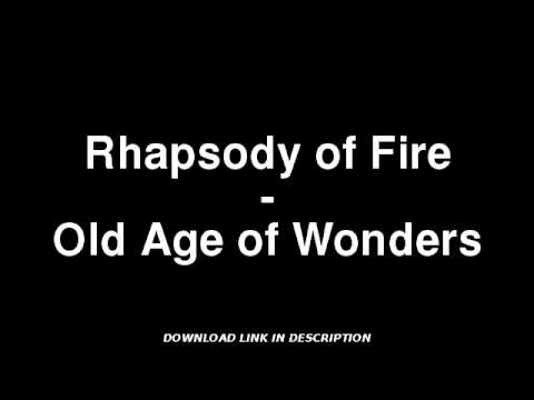 Rhapsody of Fire  Old Age of Wonders W MP3 DOWNLOAD