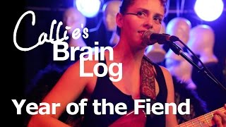 """Brain Log S2 Ep8 - Exodus """"The Year of the Fiend"""""""