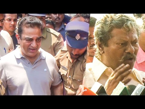 """Only in Cinema and Politics they come with Money but not Experience"" - Rajkiran 