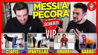 Come Abbiamo Convinto 4 YouTuber a Mettersi a 🐑 - Scherzi Vip - [Candid Camera] - theShow