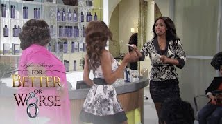 Three Pregnancy Tests | Tyler Perry's For Better or Worse | Oprah Winfrey Network