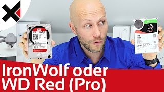 Seagate IronWolf oder WD Red (Pro)? | iDomiX