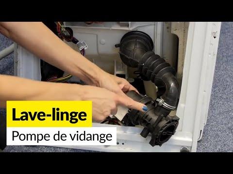 how to video lave linge samsung nettoyer le filtre doovi. Black Bedroom Furniture Sets. Home Design Ideas