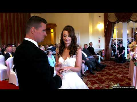 Kirsty & Aaron's Wedding Video 2016 Maryculter House Hotel Aberdeen.