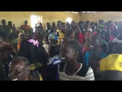 Totiak ngatameta- Apostle Moses Eiton in Nyangatom