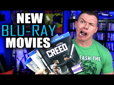 New Movies - BLU-RAY Collection Update!
