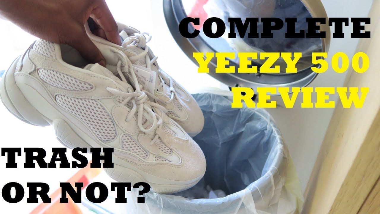 863d41a2c TRASH OR NOT  YEEZY 500 DESERT RAT BLUSH Review