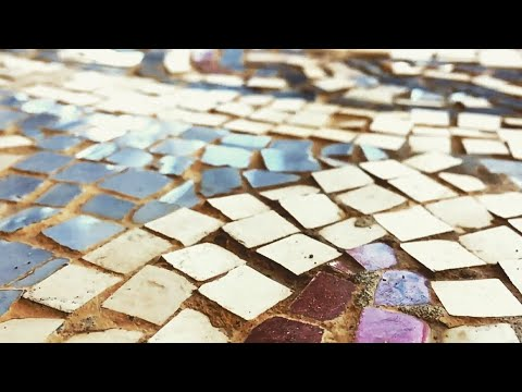 Ceramic Mosaic Tile Art Of Kourion
