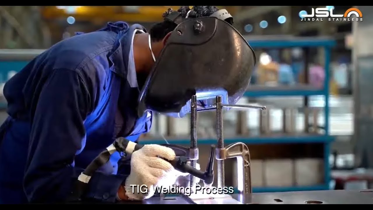 Jindal Stainless: Welding processes in stainless steel
