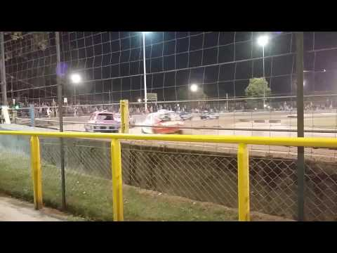 Junior Stock Final #1 at Arlington Raceway 31 August