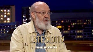 LATE MOTIV - José Luis Cuerda. Contingente y necesario  | #LateMotiv129