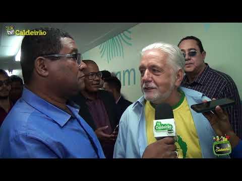 Ex-governador Jaques Wagner parabeniza Rui Costa pela nova emergência do Hospital Clériston Andrade