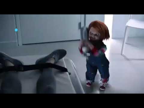 Boneka Cakil Menyeramkan