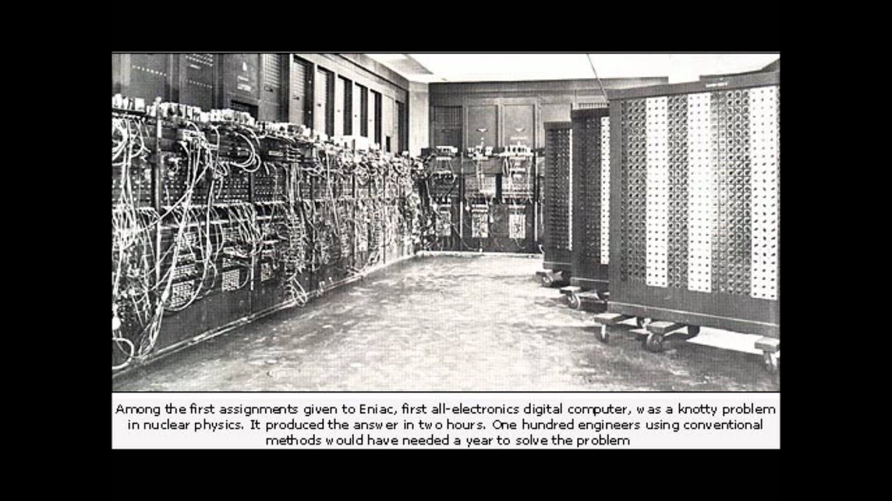 Historia y evolucion de las computadoras Loquendo! - YouTube - photo#35