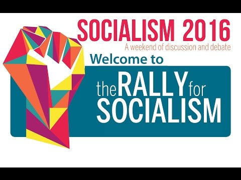Video shown at Socialism 2016