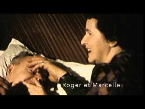 Famille Bourbeau Noel 1960 (avec les noms)