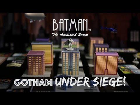 Batman: The Animated Series - Gotham Under Siege From ThinkGeek