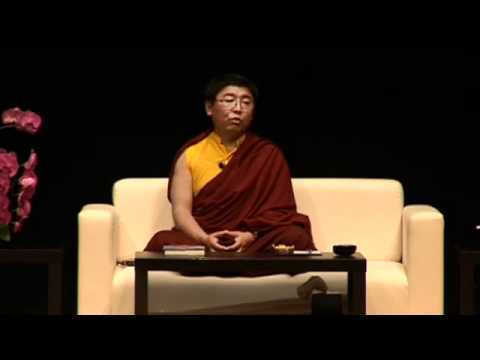 """Open Heart, Open Mind"" Part 1 by Tsoknyi Rinpoche"