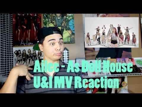 Ailee - As Doll House - U&I MV Reaction