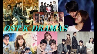 Dedicado a los OST de K-Dramas