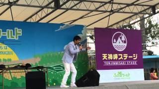 2015.10.10 原口あきまさ モノマネライブ 「桃太郎」(1/2) ふたばワール...