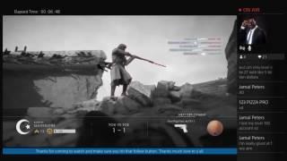 Battle field 1 Gameplay
