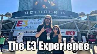 Our E3 Experience - Behind the Scenes, Parties & Highlights from our LA Trip