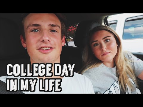 college day in my life at unc greensboro || fall 2018