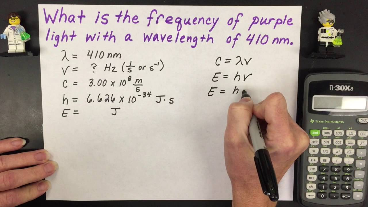 Physical Science Wave Calculations Worksheet Answers ...