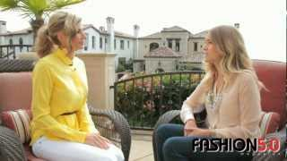 Fashion 5.0 Interviews 2012 - Alexis Bellino Thumbnail