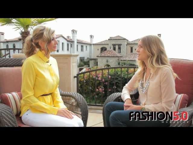 Fashion 5.0 Interviews 2012 - Alexis Bellino