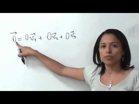 Download Geometria Analtica I Dependncia e independncia linear