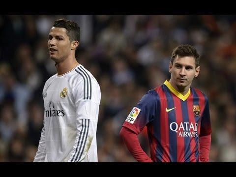 Lionel Messi Vs Cristiano Ronaldo La Pelicula 2014