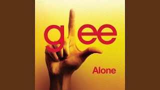 Watch Glee Cast Alone video