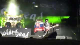 Motorhead - Ace Of Spades Live @ 4.7.2015 Depo2015 Pilsen Czech Republic