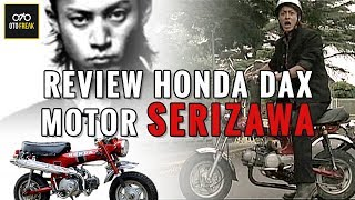 HONDA DAX ST70 SERIZAWA (most wanted motorcycle in ebay) | OtoFreak Review thumbnail