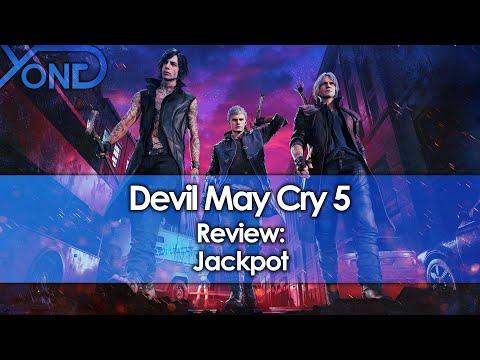 Devil May Cry 5 Review - Jackpot thumbnail
