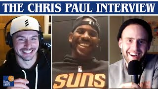 Chris Paul on Becoming A Phoenix Sun, Playing in OKC & Almost Winning it All in Houston | JJ Redick