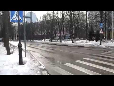 Тур по городам. Краснознаменск (Моск.обл.)