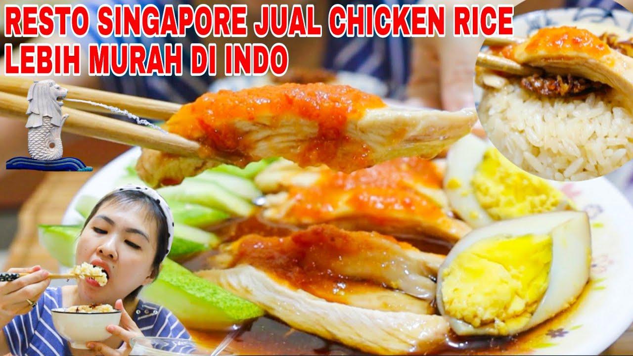 RESTO ASAL SINGAPORE JUAL LEBIH MURAH DI INDO #JajanOnline