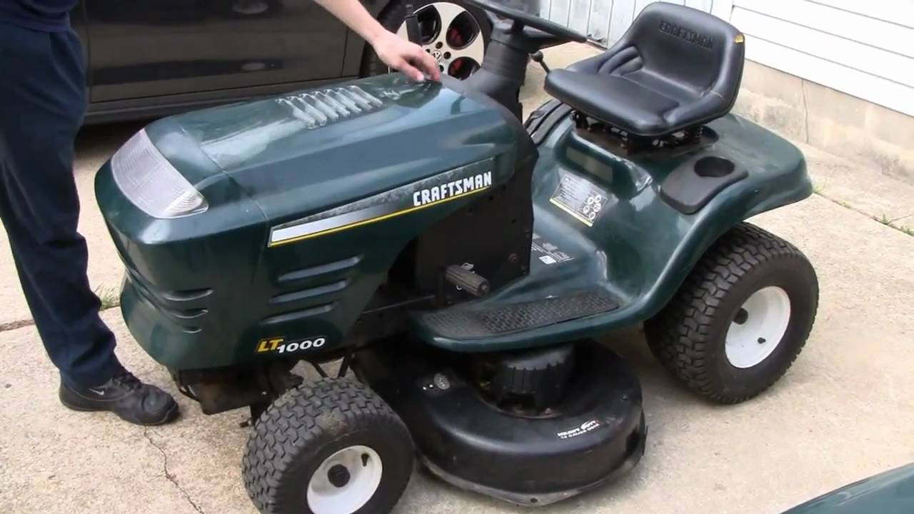 1998 craftsman lawn tractor pictures to pin on pinterest