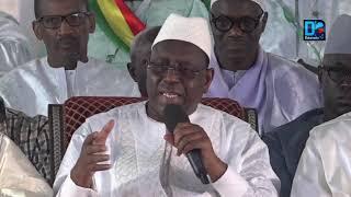 Parrainage   Le président Sall raille Malick Gakou et averti l'opposition     Gakou et son petit pa