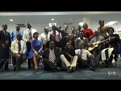 Singing for Children With Cancer in Malawi