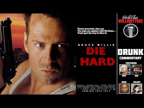 Die Hard Drunk Christmas Commentary