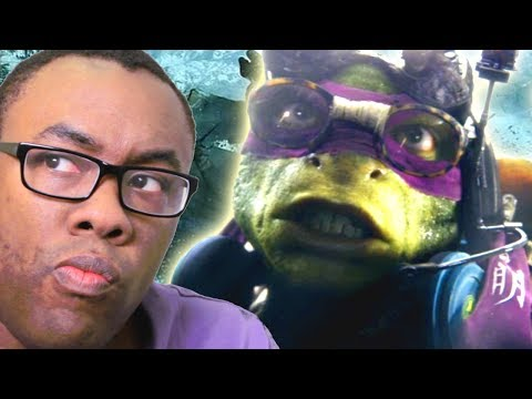 MOVIE NINJA TURTLES from BEST to WORST : Black Nerd